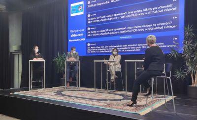 Síť laboratoří AGELLAB uspořádala mezinárodní odbornou online konferenci na téma koronavirus